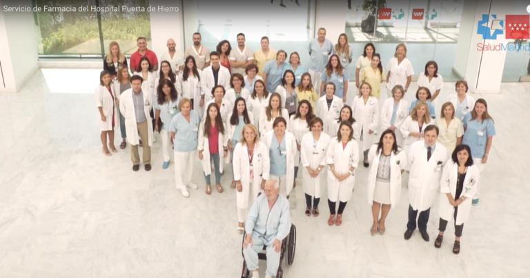 videotutoriales Hospital Puerta de Hierro